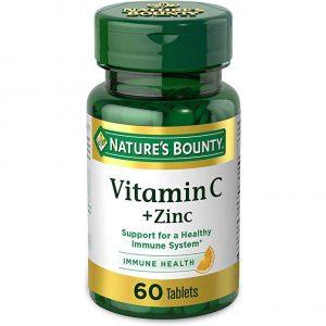 Vitamin C & Zinc Supplement For Women's Health
