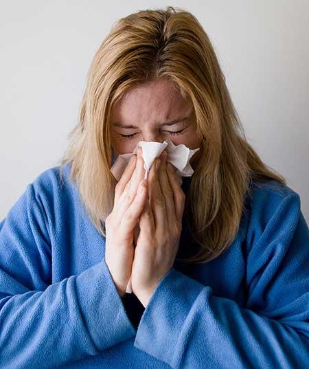 Athsma & Allergies Due To Estrogen Dominance