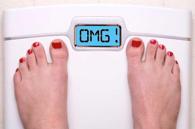 Slow metabolism & weight gain